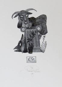 LITOGRAFIE MARINA RICHTER EZOPOVY BAJKY