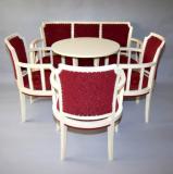 starozitna sedaci souprava prvorepublikova sezeni do zimni zahrady sofa pro 3 osoby kresla stul